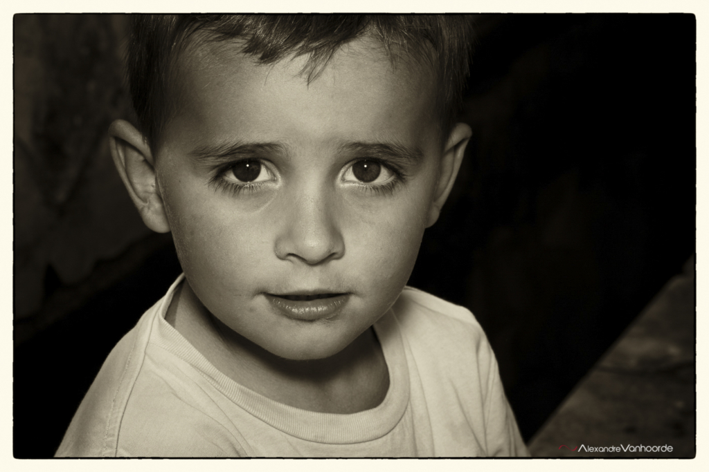 alexandre vanhoorde -portraits